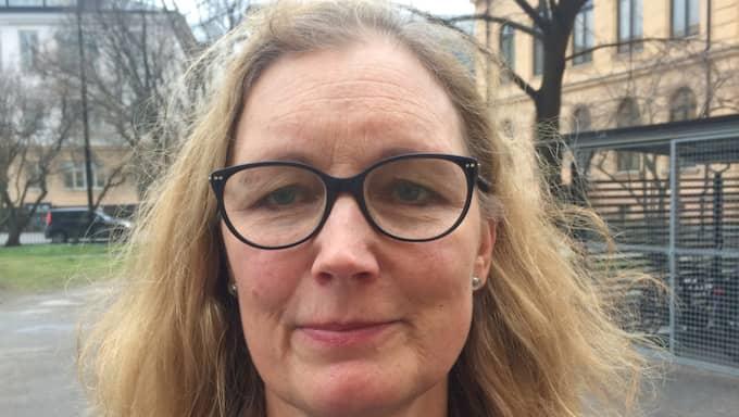 Charlotte Therup Svedenlöf, legitimerad psykolog och enhetschef på enheten för Kris- och katastrofpsykologi Foto: Privat