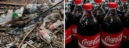 Coca-cola vill stoppa ny miljölag mot skräp