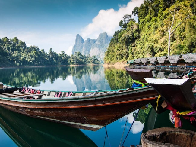<span>Att åka hem från Thailand är lättare för kroppen än tt åka hem från USA.</span>