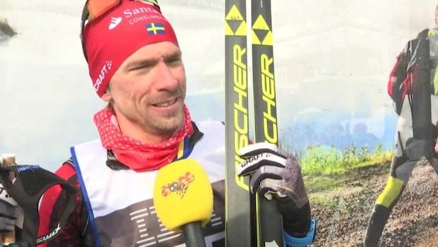 """Johan Olsson: """"Man får kramp"""""""