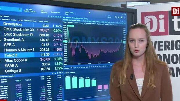 Marknadskoll: Börsen återhämtar sig - Getinge i topp