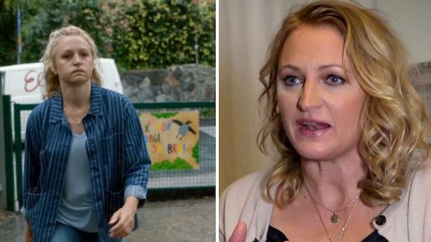 """""""Innan vi dör""""-skådespelaren Maria Sundbom ska hitta kärleken i SVT"""