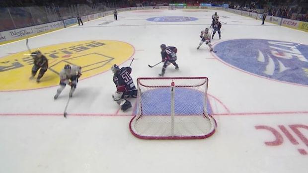 Highlights: Linköping-Växjö 4-5