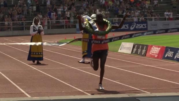 Kenya och Sverige i topp på Stockholm Marathon 2018