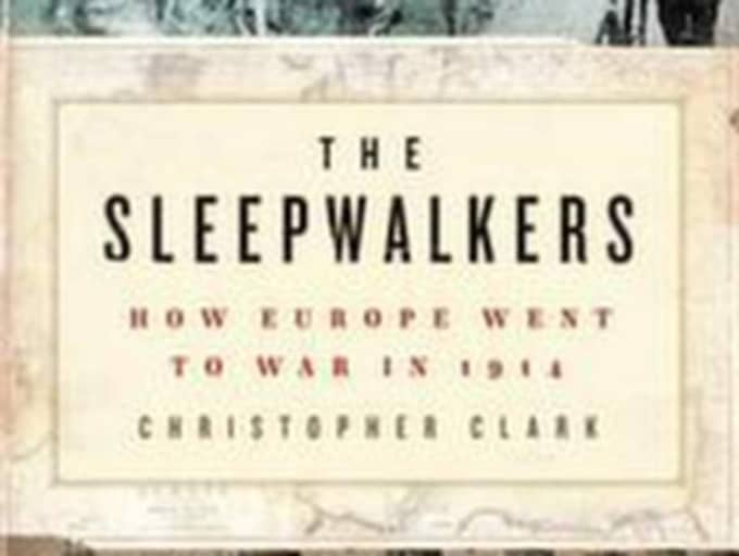 The Sleepwalkers. How Europe went to war in 1914 Harper, 736 s.