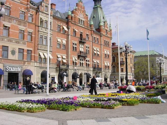 Sveriges vackraste stad är Sundsvall.