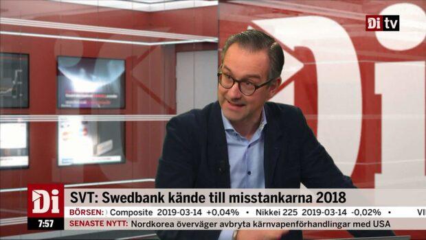 """Hägerstrand om Swedbank: """"En svart morgon för svensk bankindustri"""""""