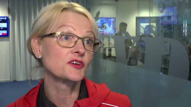 Heléne Fritzons ord om Guccibråket med Skyttedal
