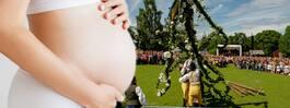 Sökes: Du som blir gravid nästa vecka