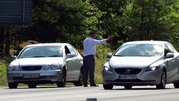 Polisen varnar för vägpirater