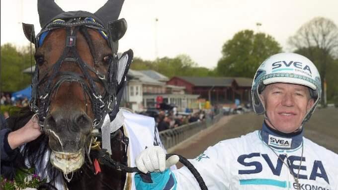 Springover och Örjan Kihlström var omgångens största skräll. Foto: Kanal 75