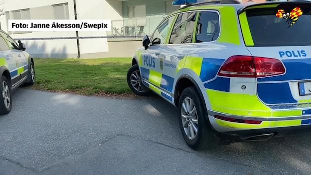 Person hittad död i Upplands Väsby – misstänkt mord