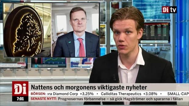 Di Morgonkoll – Ny Swedbank-vd, EQT mot börsen och grönt ljus för ny italiensk regering