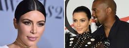 Kardashians babylycka – har fått en dotter