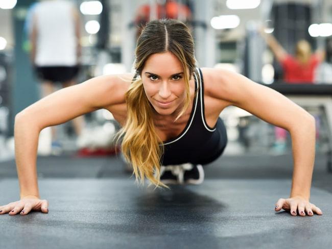 Vilken är din bästa träning?