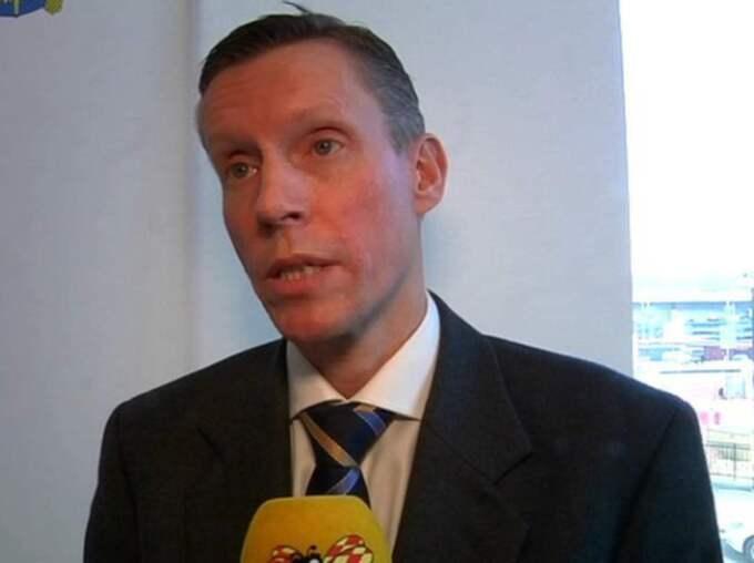 Wilhelm Unge, chefsanalytiker på Säpo.