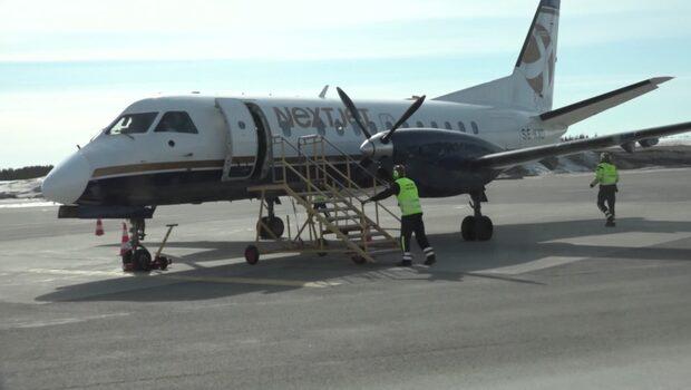 Flygbolaget Nextjet ansöker om konkurs