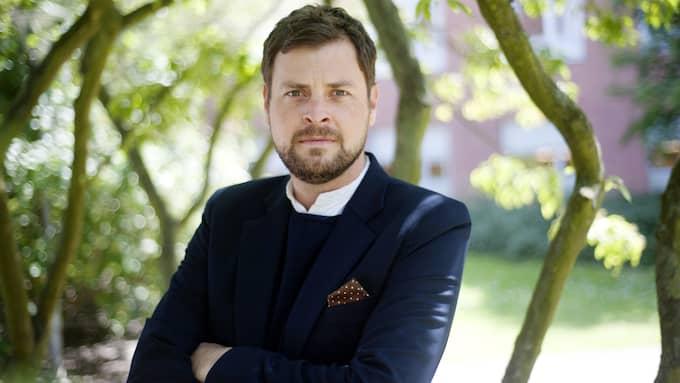 Martin Lundin är avdelningschef på gatukontoret i Malmö. Foto: Jenny Leyman