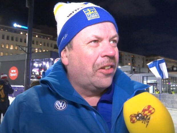 """Pappa Kalla: """"Firar på finskt vis"""""""