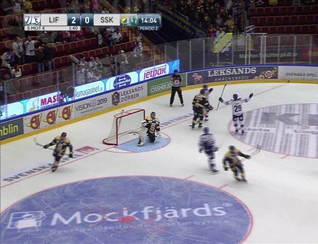 Leksand-Södertälje 3-1 - highlights