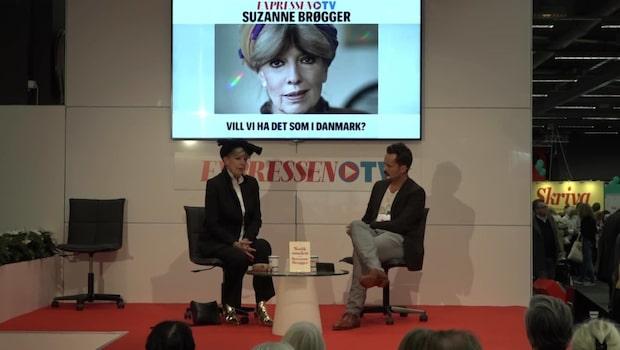 Suzanne Brøgger om våra nordiska klyftor