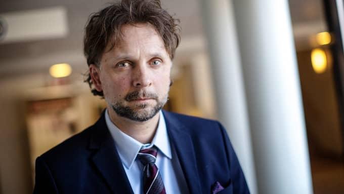 Niclas Wargren ledde den nya utredningen i det uppmärksammade Kevin-fallet. Foto: HENRIK JANSSON