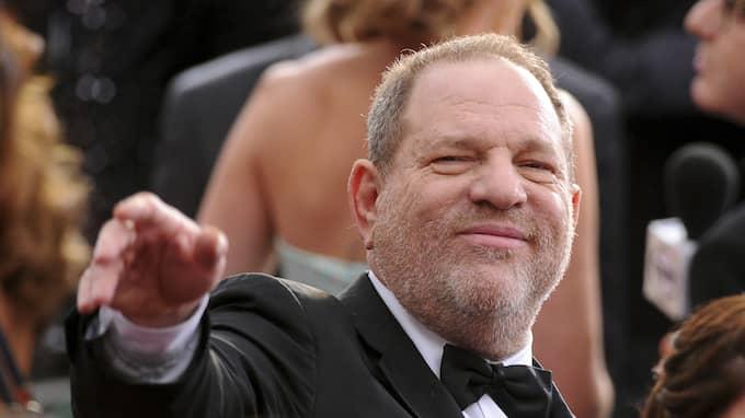 Elisabet Höglund anser att Harvey Weinstein är ett gubbslem som har fått sitt välförtjänta straff. Foto: VINCE BUCCI/TT