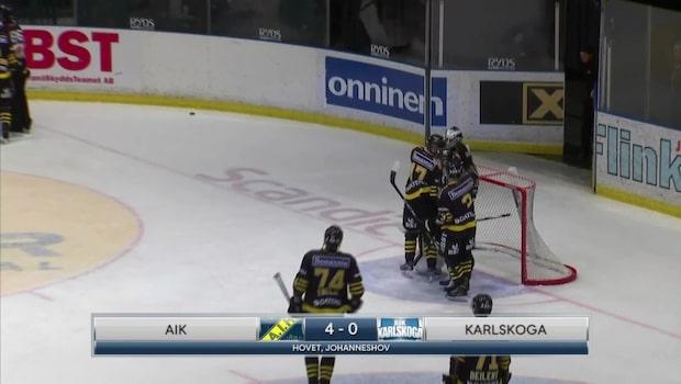 Höjdpunkter: AIK-Karlskoga