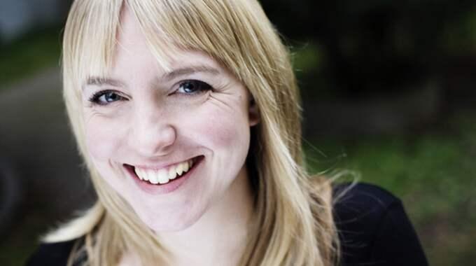 Elin Dahlkvist Frid, bröllopskoordinator på egna företaget Big day. Foto: Jenny Hammar
