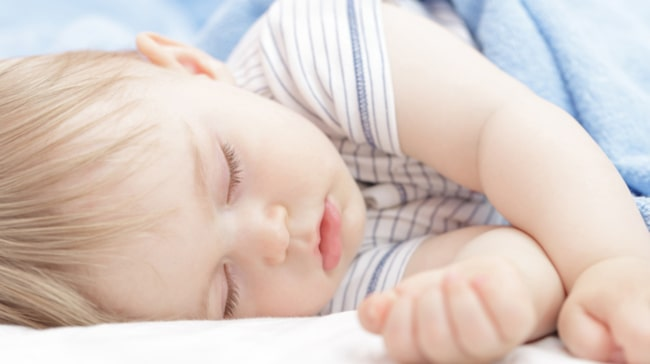 hur mycket ska man sova