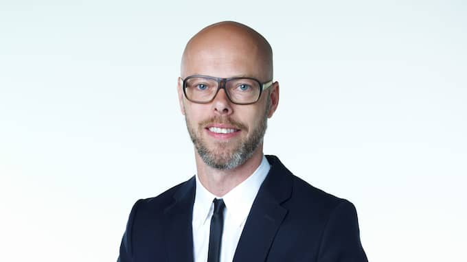 Expressens Anders Nunstedt. Foto: CHRISTIAN ÖRNBERG