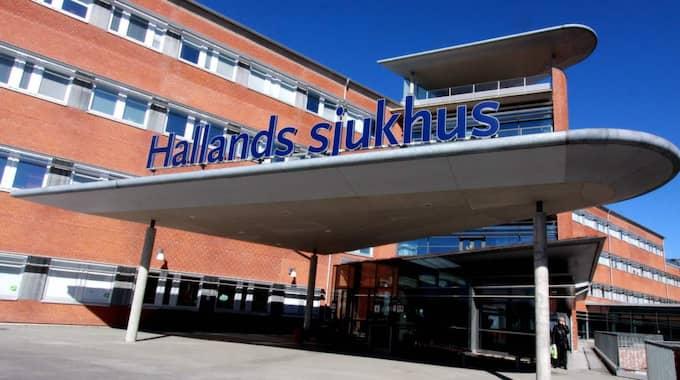 Inspektionen för vård och omsorg riktar kritik mot Hallands sjukhus efter incidenten. Foto: Niklas Henrikczon