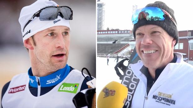 "Fredrikssons pik till legendaren: ""Stum?"""
