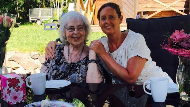Sonja störtade ur rullstolen – avled av skadorna