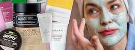 Stort test: Skäm bort huden med svalkande och lugnande ansiktsmasker