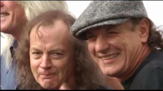 AC/DC-stjärnan Malcolm Young är död