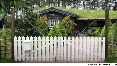 Drygt fem miljoner kostade huset i Båstad.