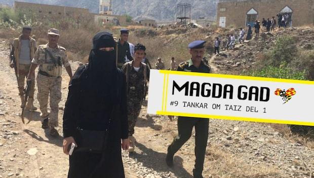 Magda Gad - Tankar om Taiz del 1