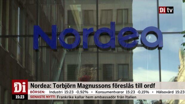 """Analytikern om Nordea: """"Öppnar upp för fusion med europeiska spelare"""""""