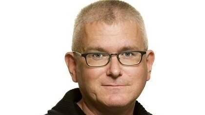 Per Wirtén är författare och medarbetare på Expressens kultursida. Foto: / PRESSBILD