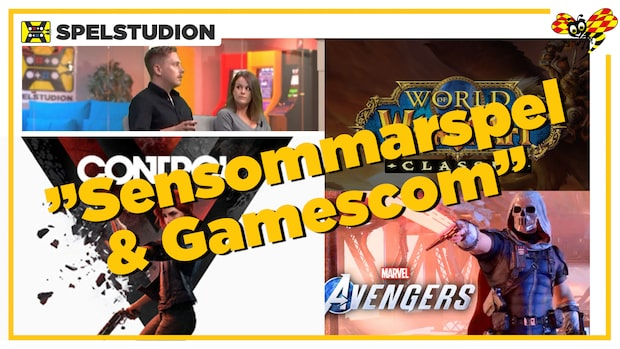 World of Warcraft Classic, Avengers, Gamescom i Spelstudion 23 augusti