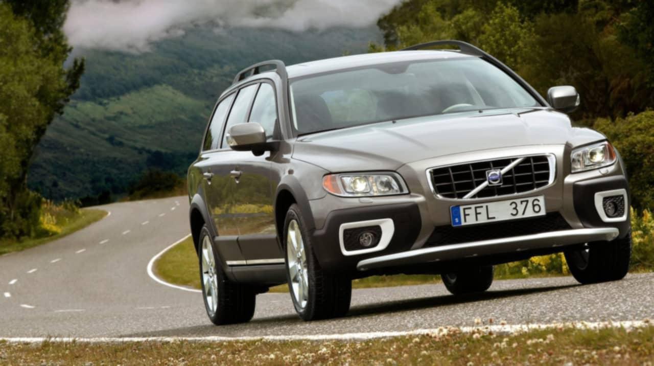 Volvo presenterar sin nya modell for friluftsliv