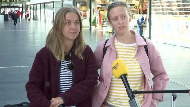"""Nu öppnar danska gränsen för skåningar: """"Häftigt"""""""