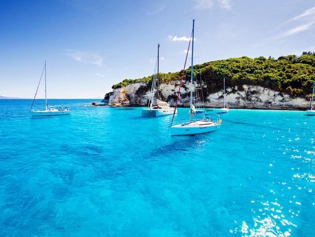 Eurail Greek Islands Pass är biljetttypen som erbjuder båtturer till mer än 50 olika öar.