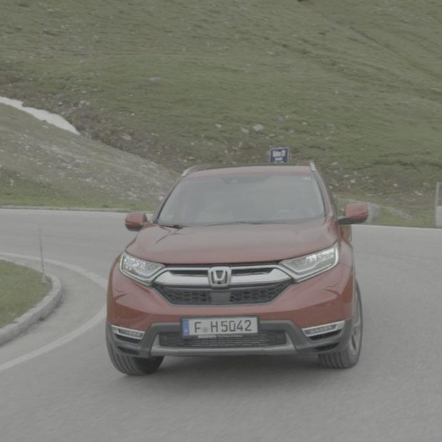 Vi testar Hondas storsäljare CR-V