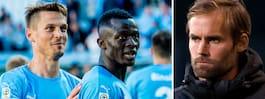 Malmö FF i kontakt  med Olof Mellberg