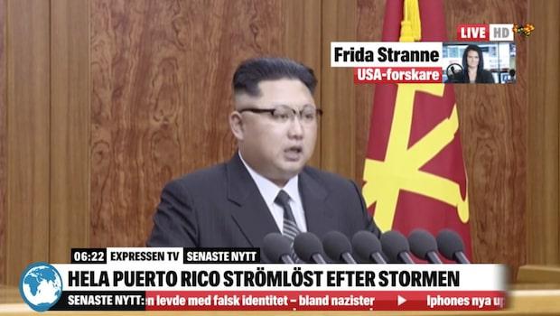 """Frida Stranne: """"Stor fara där små misstag kan få katastrofala följder"""""""