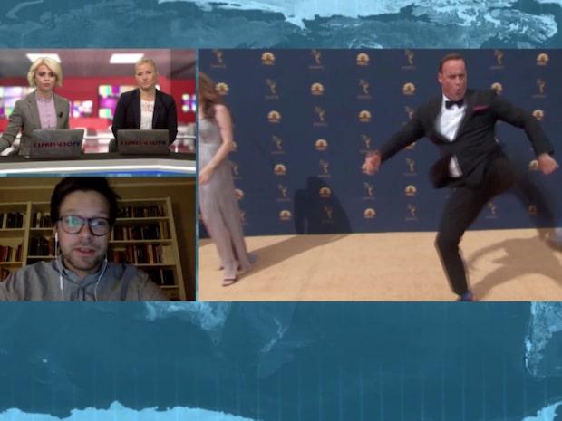 "Kritikern om Emmygalan: ""Var så himla dålig"""