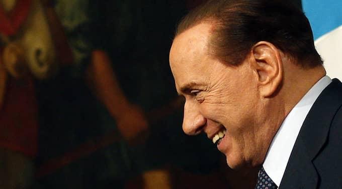 Berlusconi. Foto: Tony Gentile/Reuters
