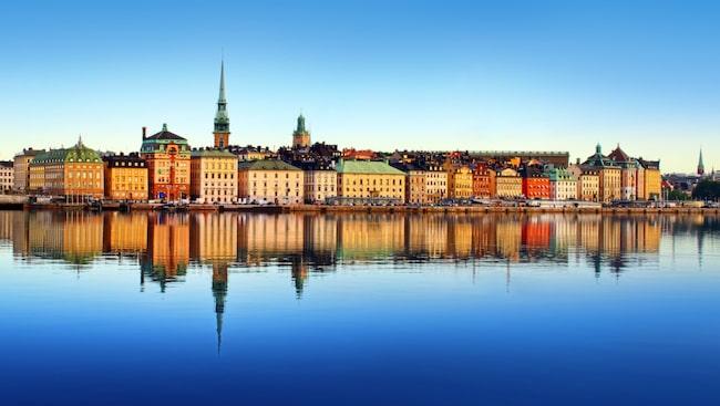 Visste du att Stockholm är en av Europas tio främsta turistdestinationer.